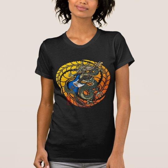 Dragon Bass 03 Tシャツ