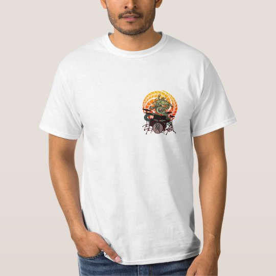 Dragon Drum 04 Tシャツ