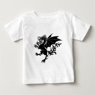 Dragon Horse ベビーTシャツ