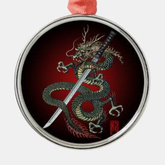 Dragon katana メタルオーナメント