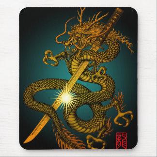 Dragon Katana 4 マウスパッド