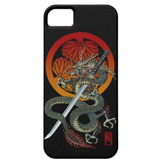 Dragon katana aoi 2 iPhone SE/5/5s ケース
