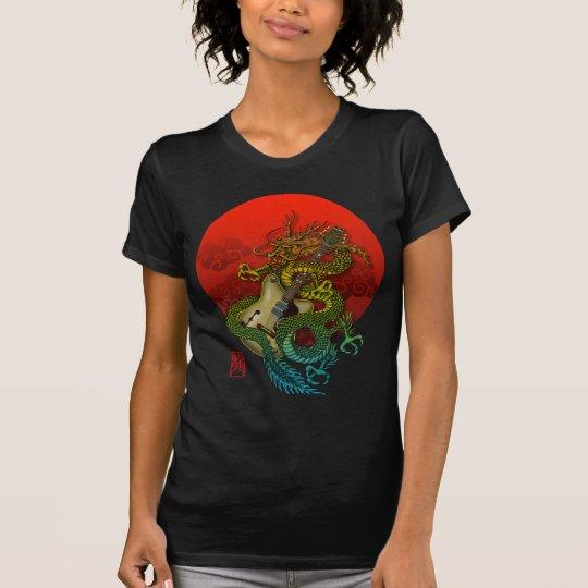 Dragon original sun 1 tシャツ