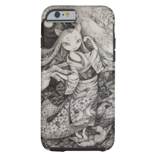 Dragoncat Ryubi 一ichi iPhone 6 タフケース