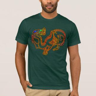 DragonCats Paintshopはドラゴンを落書きします Tシャツ