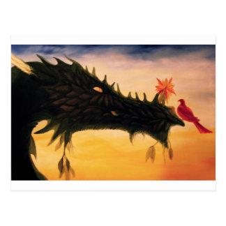 DragonFeather ポストカード