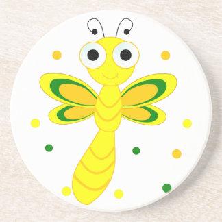Dragonfly氏のコースター コースター