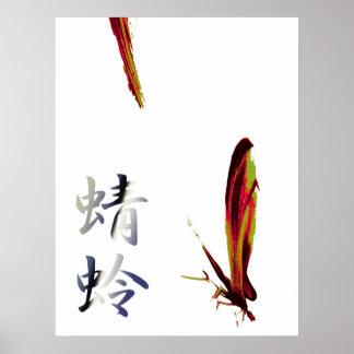 Dragonfly ポスター