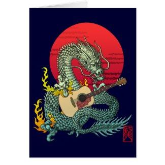 DragonGuitar(a) card