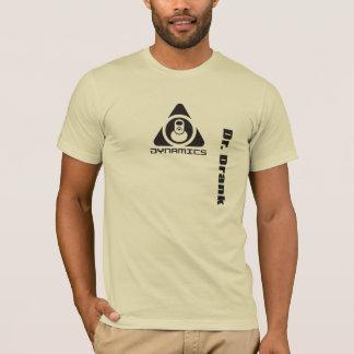 Drank Cola Dynamics先生の Tシャツ