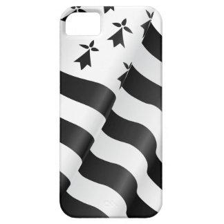 Drapeauのブルターニュ語(ブルターニュの旗) iPhone SE/5/5s ケース