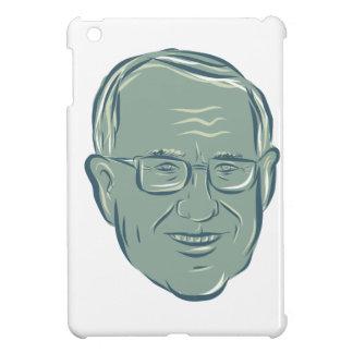 Drawingベルニーの研摩機米国の上院議員 iPad Mini Case