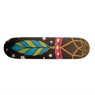 Dreamcatcherのスケートボード 21.6cm オールドスクールスケートボードデッキ