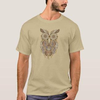 dreamcatcherのフクロウ tシャツ