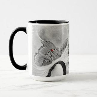 Dreamcatcherの妖精のマグ マグカップ