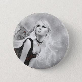 Dreamcatcherの妖精ボタン 5.7cm 丸型バッジ