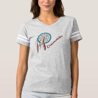 Dreamcatcher -ジャージーのワイシャツ tシャツ