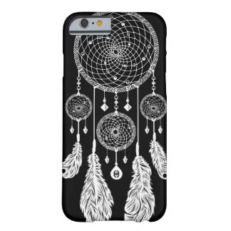 Dreamcatcher - iPhone6ケース(黒) Barely There iPhone 6 ケース