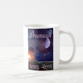 Dreamscapeのマグ-白 コーヒーマグカップ