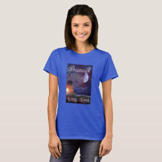 Dreamscapeの女性のTシャツ Tシャツ