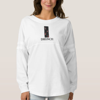 DREINCHの暗い深さのジャージーのワイシャツ スピリットジャージー