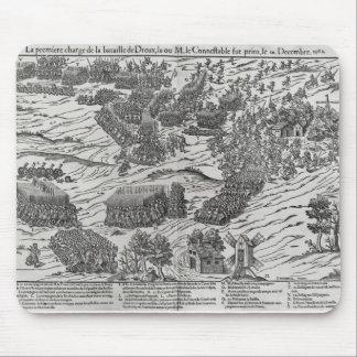 Dreuxの戦い、1562年12月19日 マウスパッド
