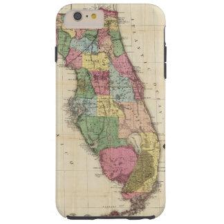 drew'sフロリダ州の新しい地図 tough iPhone 6 plus ケース