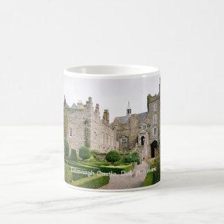 Drimnaghの城、ダブリンアイルランド コーヒーマグカップ