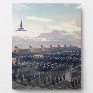 droidの軍隊 フォトプラーク