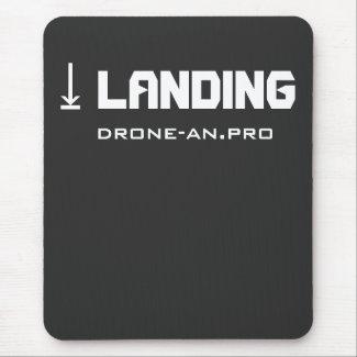 DRONE LANDING マウスパッド