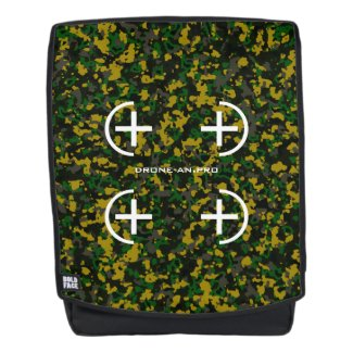 drone pilots backpack camouflage バックパック
