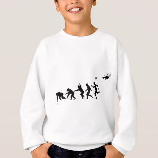 Droned進化 スウェットシャツ