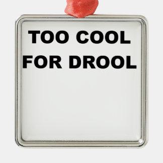 DROOL.pngのための余りにカッコいい メタルオーナメント