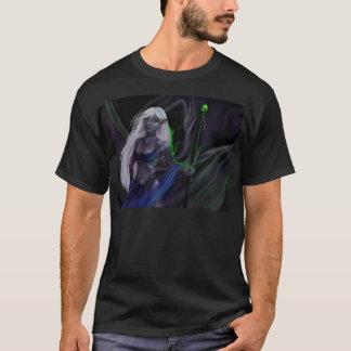 Drowの尼僧のティー Tシャツ