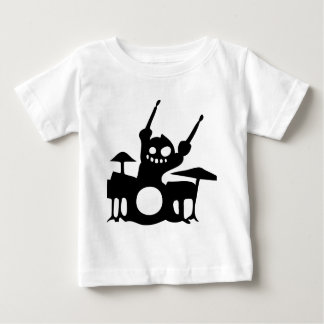 drum.png ベビーTシャツ