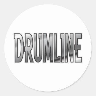 Drumlineのクロム ラウンドシール