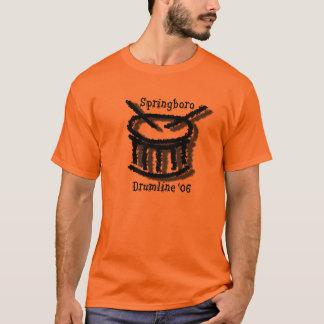 drumlineのワイシャツ06 tシャツ