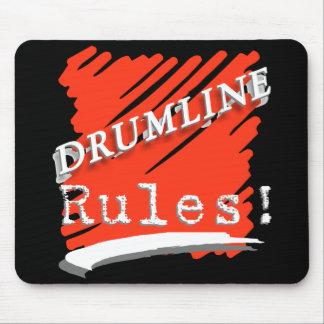 Drumlineの規則 マウスパッド