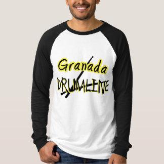 Drumlineのlongsleeve Tシャツ