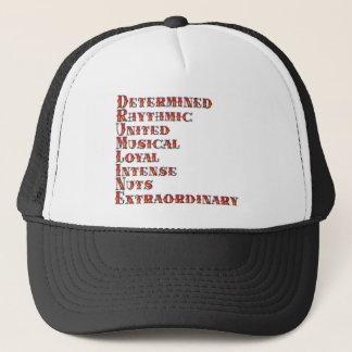Drumline定義 キャップ