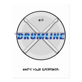 drumline ポストカード