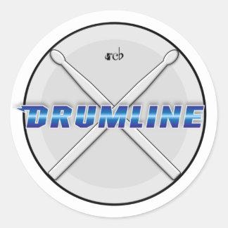 drumline ラウンドシール