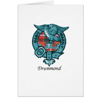 Drummondの一族は頂点に達します カード