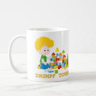 Drumpfの喜劇のマグ コーヒーマグカップ
