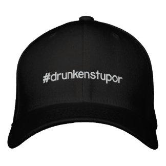 DrunkenStupor Robフォードの一流の市長野球帽 刺繍入りキャップ