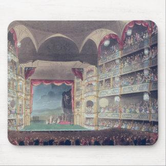 Druryの車線の劇場1808年のインテリア マウスパッド