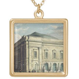 、Druryの車線は王室のな、劇場ロンドンで、設計しました ゴールドプレートネックレス