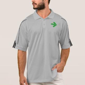 DSCの人のプルオーバー ポロシャツ