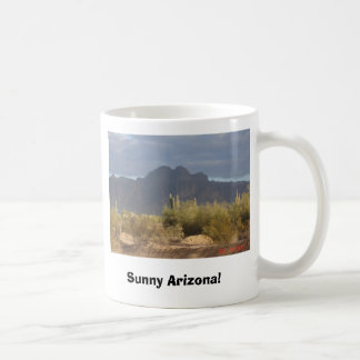 DSC00046、明るいアリゾナ! コーヒーマグカップ