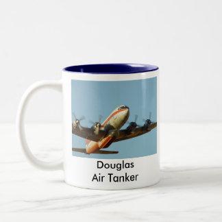 DSC00555、DSC00548のダグラスの空中給油機、ダグラス… ツートーンマグカップ